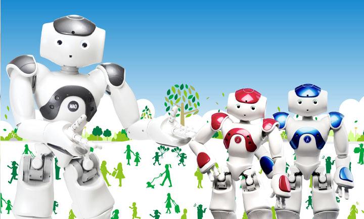 ロボットによる介護施設のコミュニケーション支援