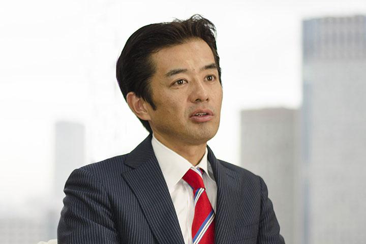 ロボットNAO 弊社代表インタビュー 森 豊 代表取締役社長