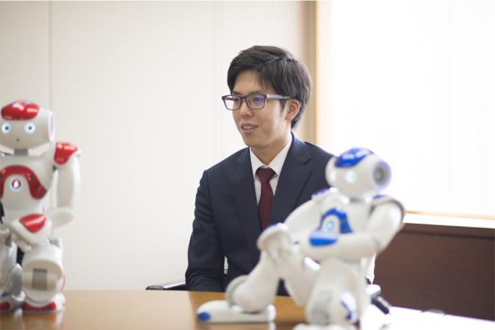 ロボットNAO: ロボティクスAI担当エンジニア インタビュー