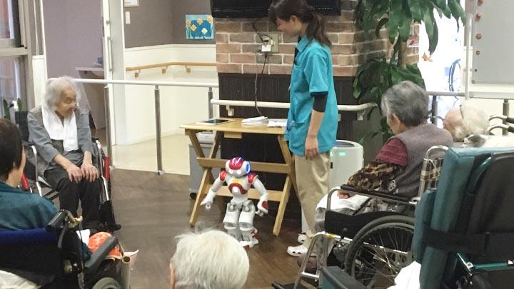Participating in Robotic Nurse Pilot Program