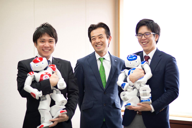 特集: ヒューマノイドロボット NAOと今後のロボティクス・ビジネスの可能性