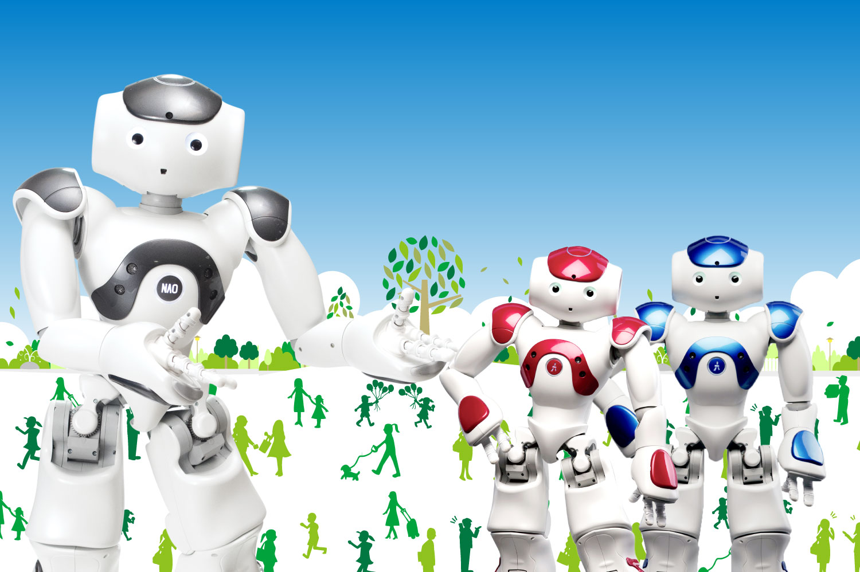 ヒューマノイドロボットによる介護施設向けコミュニケーション支援