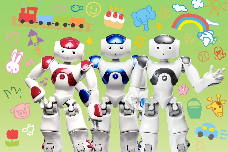 ヒューマノイドロボットによる自閉症療育の支援