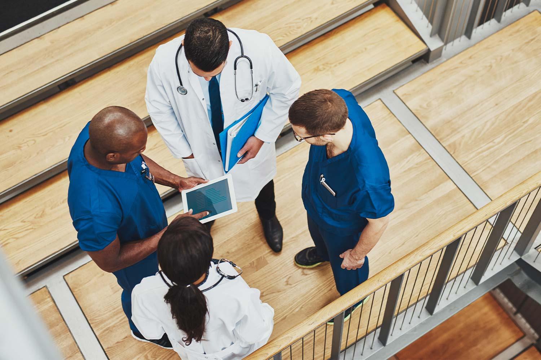 医療におけるデジタル変革を推進