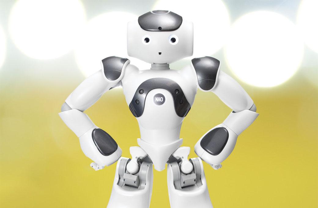 ヒューマノイドロボット NAOとは?