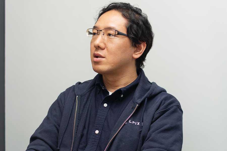高本 淳 氏 エルピクセル株式会社 事業開発本部 マネージャ