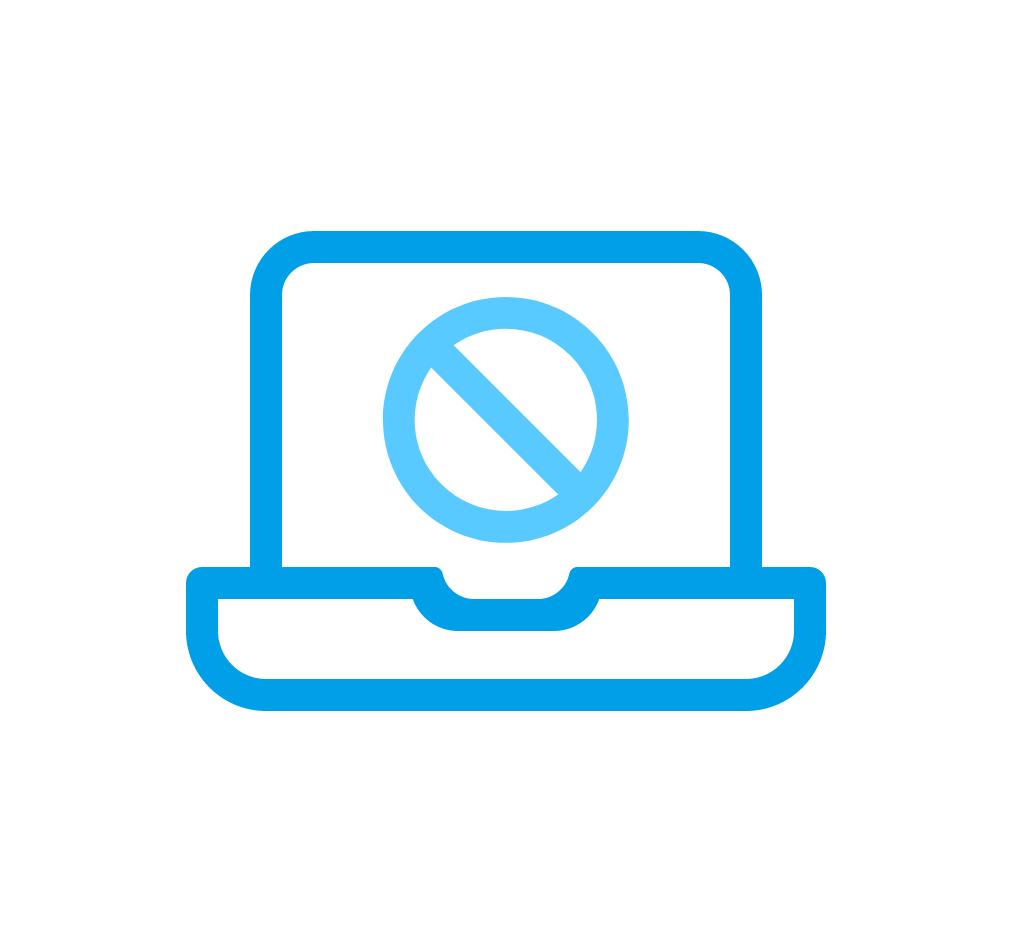 情報漏えいリスクがあるため個人所有のPCの利用は許可できない。